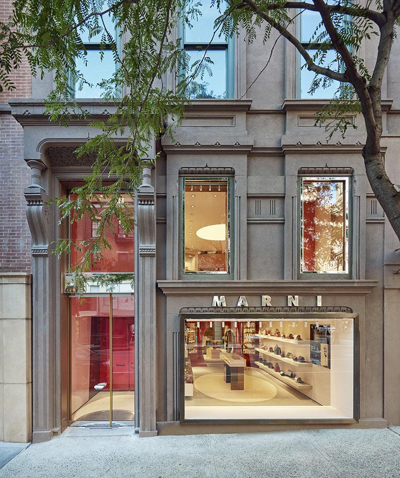 Arco Design Srl.Arco S R L Arredamenti Marni Madison Avenue