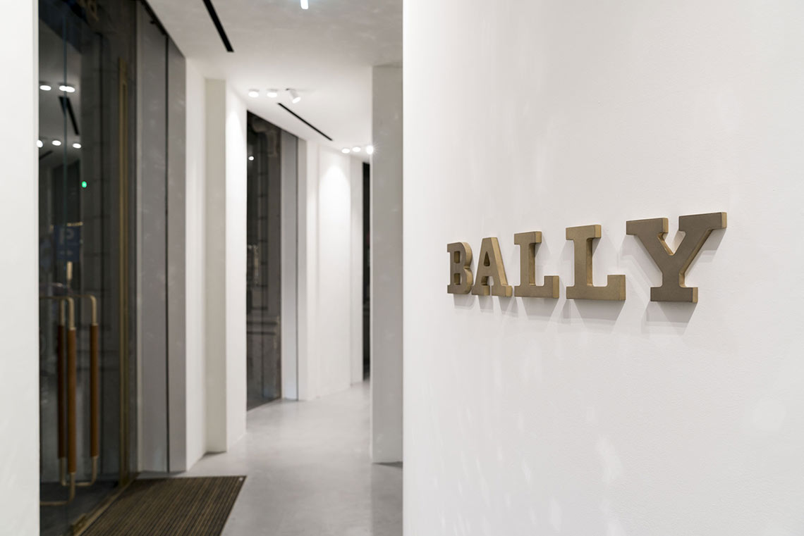 BALLY SHOW ROOM, MILANO VIALE PIAVE 42