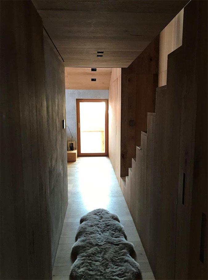 Private house, Celerina - CH